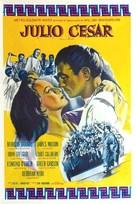 Julius Caesar - Argentinian Movie Poster (xs thumbnail)