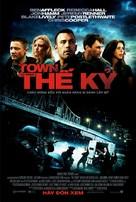 The Town - Vietnamese Movie Poster (xs thumbnail)