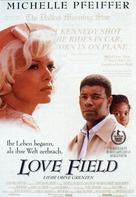 Love Field - German Movie Poster (xs thumbnail)