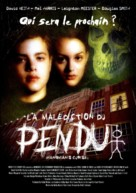 Hangman's Curse - French Movie Poster (xs thumbnail)