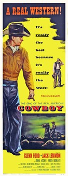 Cowboy - Movie Poster (xs thumbnail)