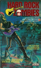 Hard Rock Zombies - German VHS cover (xs thumbnail)