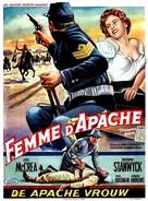 Trooper Hook - Belgian Movie Poster (xs thumbnail)