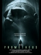Prometheus - Hungarian Movie Poster (xs thumbnail)
