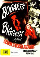 Action in the North Atlantic - Australian DVD movie cover (xs thumbnail)