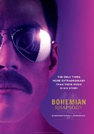 Bohemian Rhapsody - Finnish Movie Poster (xs thumbnail)