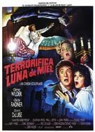 Haunted Honeymoon - Spanish Movie Poster (xs thumbnail)