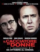 The Frozen Ground - Italian Movie Poster (xs thumbnail)
