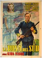 So Red the Rose - Italian Movie Poster (xs thumbnail)