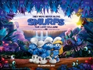 Smurfs: The Lost Village - British Movie Poster (xs thumbnail)