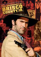 """""""The Adventures of Brisco County Jr."""" - DVD movie cover (xs thumbnail)"""