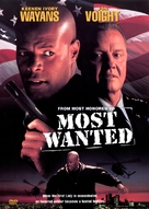 Most Wanted - DVD cover (xs thumbnail)