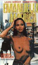 Emanuelle In America - Dutch Movie Cover (xs thumbnail)
