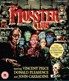 The Monster Club - British Movie Cover (xs thumbnail)