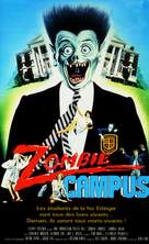 Zombie High - French Movie Cover (xs thumbnail)