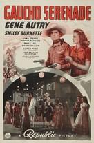 Gaucho Serenade - Movie Poster (xs thumbnail)