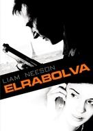 Taken - Hungarian Movie Cover (xs thumbnail)