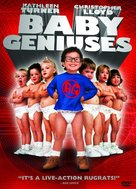 Baby Geniuses - DVD movie cover (xs thumbnail)