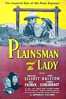 Plainsman and the Lady - Movie Poster (xs thumbnail)