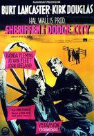Gunfight at the O.K. Corral - Swedish Movie Poster (xs thumbnail)