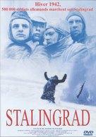 Stalingrad - DVD cover (xs thumbnail)
