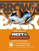 """""""Meet the Browns"""" - Movie Poster (xs thumbnail)"""