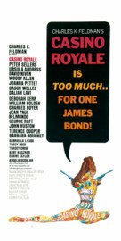 Casino Royale - Movie Poster (xs thumbnail)