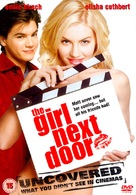 The Girl Next Door - British DVD cover (xs thumbnail)