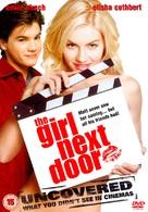 The Girl Next Door - British DVD movie cover (xs thumbnail)