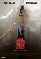 The House That Jack Built - Canadian Movie Poster (xs thumbnail)
