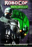 """Robocop: Prime Directives"" - DVD movie cover (xs thumbnail)"