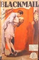 Blackmail - Movie Poster (xs thumbnail)