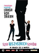 Direktøren for det hele - Polish Movie Poster (xs thumbnail)