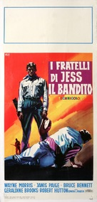 The Younger Brothers - Italian Movie Poster (xs thumbnail)