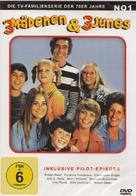 """The Brady Bunch"" - German DVD cover (xs thumbnail)"