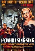 I Walk Alone - German Movie Poster (xs thumbnail)