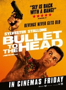 Bullet to the Head - British Movie Poster (xs thumbnail)