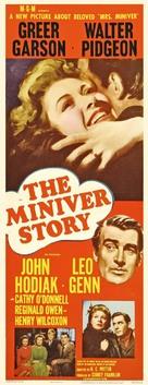 The Miniver Story - Movie Poster (xs thumbnail)