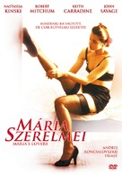 Maria's Lovers - Hungarian DVD cover (xs thumbnail)