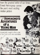 Hemingway's Adventures of a Young Man - poster (xs thumbnail)