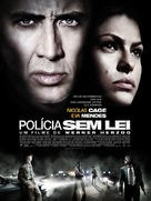 The Bad Lieutenant: Port of Call - New Orleans - Portuguese Movie Poster (xs thumbnail)
