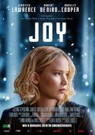 Joy - Romanian Movie Poster (xs thumbnail)