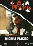 """La piovra 3"" - Italian DVD movie cover (xs thumbnail)"