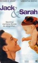 Jack & Sarah - German Movie Cover (xs thumbnail)