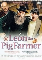 Leon the Pig Farmer - British Movie Cover (xs thumbnail)