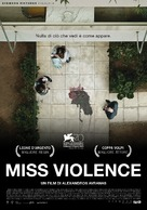 Miss Violence - Italian Movie Poster (xs thumbnail)