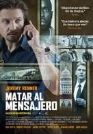 Kill the Messenger - Spanish Movie Poster (xs thumbnail)