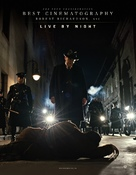 Live by Night - For your consideration movie poster (xs thumbnail)