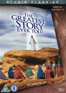 The Greatest Story Ever Told - British Movie Cover (xs thumbnail)