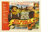 She Wore a Yellow Ribbon - Movie Poster (xs thumbnail)